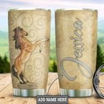 Personalized Horse HLZ1211016 Stainless Steel Tumbler