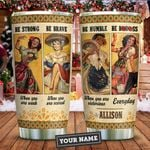 Mexico Folk Dance Advice Personalized KD2 ZZL1311011 Stainless Steel Tumbler