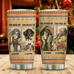 Native Girls Advice For You KD2 MAL1311012 Stainless Steel Tumbler
