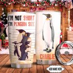Im Penguin Size Personalized KD2 HNM1311003 Stainless Steel Tumbler