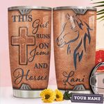 Horse Metal Personalized MDA1411006 Stainless Steel Tumbler