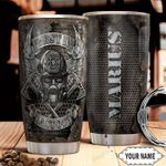 Firefighter Metal Personalized THA1411014 Stainless Steel Tumbler