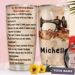 Sewing Personalized MDA1411009 Stainless Steel Tumbler
