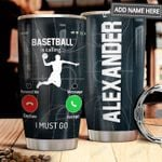 Basketball Calling Personalized MDA1411001 Stainless Steel Tumbler