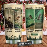 Cycling Advice Personalized KD2 ZZL1411003 Stainless Steel Tumbler