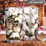 Owl Personalized PYR1411020 Stainless Steel Tumbler