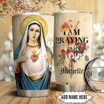 Faith Prayer Personalized HTQ1411006 Stainless Steel Tumbler