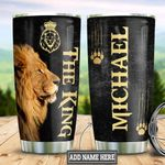 Personalized Lion King HHZ1411028 Stainless Steel Tumbler