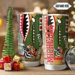 Aircraft Personalized HTC1611001 Stainless Steel Tumbler