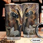 African Spirit Personalized THA1611011 Stainless Steel Tumbler