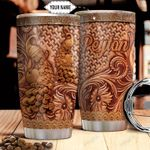 Peacock Personalized THA1611015 Stainless Steel Tumbler