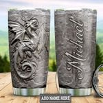 Personalized Dragon Fossil TTZ1611014 Stainless Steel Tumbler