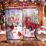 Red truck Cardinal HTC1711007 Stainless Steel Tumbler