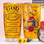 Sewing Personalized MDA1711006 Stainless Steel Tumbler