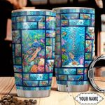 Turtle Personalized THA1711017 Stainless Steel Tumbler