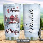 Personalized Cardinal Come Home TTZ1711004 Stainless Steel Tumbler