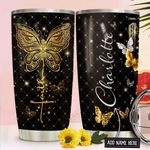 Faith Personalized NNR1611009 Stainless Steel Tumbler