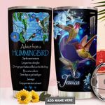 Advice Of An Hummingbird Personalized PYR1611003 Stainless Steel Tumbler