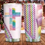 Yarn Style Crochet Faith KD2 ZZL1711020 Stainless Steel Tumbler