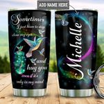 Personalized Hummingbird In My Mind HHZ1811016 Stainless Steel Tumbler