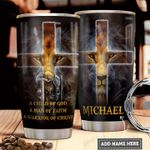 Faith Personalized PYR1811013 Stainless Steel Tumbler