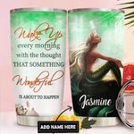 Mermaid Personalized DNR1811019 Stainless Steel Tumbler