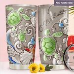 Turtle Personalized MDA1811009 Stainless Steel Tumbler