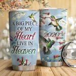 Hummingbird Heaven Personalized HTQ1811004 Stainless Steel Tumbler