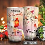 Cardinal Tree Signs From Heaven Personalized KD2 KHM1811008 Stainless Steel Tumbler