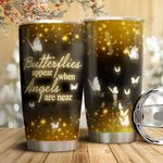 Butterfly Memory HTC1911003 Stainless Steel Tumbler
