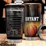 Basketball Facts Personalized THA1911022 Stainless Steel Tumbler