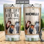Personalized Horse Live HHZ1911016 Stainless Steel Tumbler