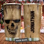 Bone Style Skull Personalized KD2 ZZL1911002 Stainless Steel Tumbler