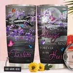 Butterfly Personalized NNR1911008 Stainless Steel Tumbler