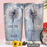 Butterfly Personalized PYR2011007 Stainless Steel Tumbler
