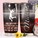 Volleyball Personalized MDA2011010 Stainless Steel Tumbler