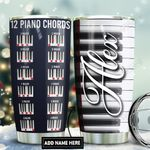 Piano Chords Personalized TAS2011005 Stainless Steel Tumbler