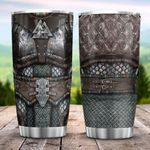 Metal Chest Armor Viking ZZB1512005 Stainless Steel Tumbler
