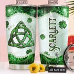 Celtic Irish Personalized NNR1612008 Stainless Steel Tumbler