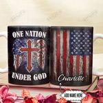 American Faith Personalized NNR1612002 Full Color Ceramic Mug