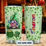 Hippie Gnome Irish Personalized KD2 MAL1612005 Stainless Steel Tumbler