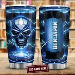 Skull Machine Style Personalized ZZB1612008 Stainless Steel Tumbler