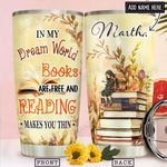 Book Personalized NNR1712005 Stainless Steel Tumbler