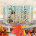 Personalized Turtle TTZ1812038 Full Color Ceramic Mug