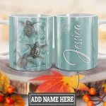 Personalized Turtle Ocean Coming HLZ1812039 Full Color Ceramic Mug