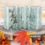 Personalized Ocean Turtle TTZ1812034 Full Color Ceramic Mug