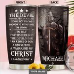 Child Of God Personalized HHS2112008 Stainless Steel Tumbler