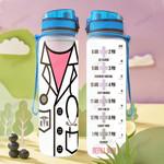 Nurse Uniform KD4 THA2112008 Water Tracker Bottle