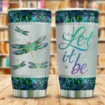 Dragonfly Let It Be Jewelry Style KD2 BGM2112004 Stainless Steel Tumbler