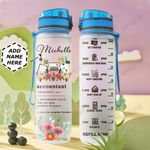 Accoutant Personalized HTR1510002 Water Tracker Bottle